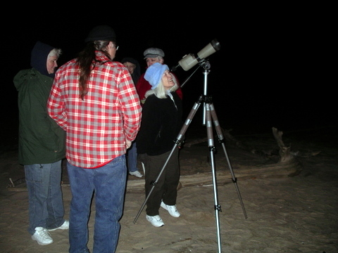 Campout Photo 4: Skywatching
