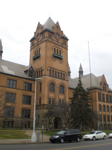WSU Old Main Building